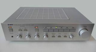 Verstärker Yamaha A - 500 Amplifier Silber 380 Watt Bild