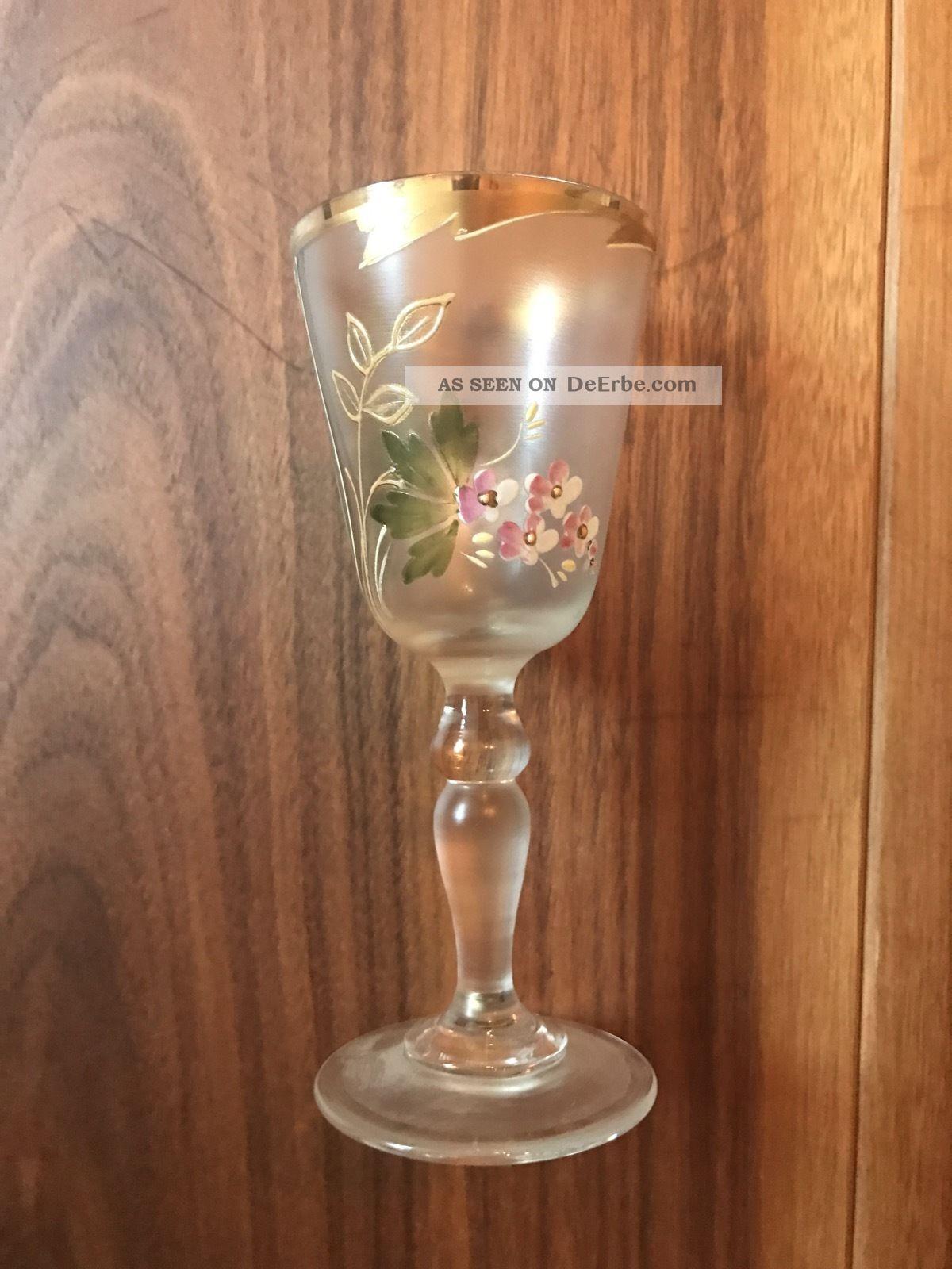 Böhmisches Glas Top Ansehen Dekorglas Bild