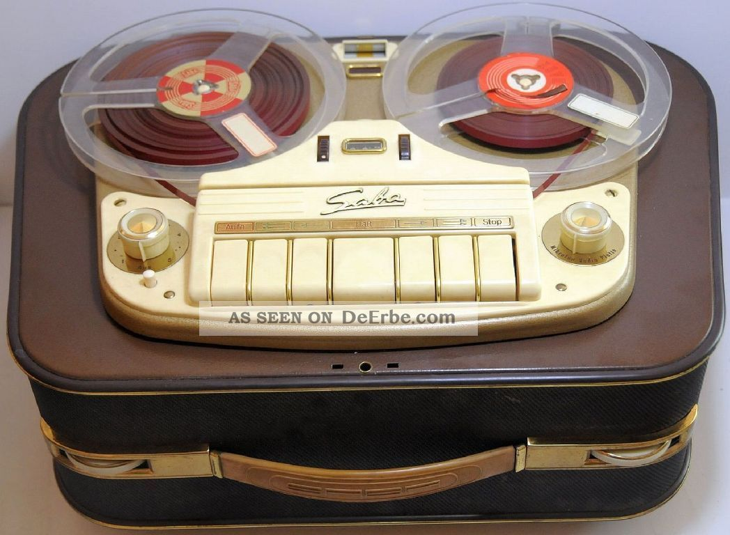Altes Tonbandgerät