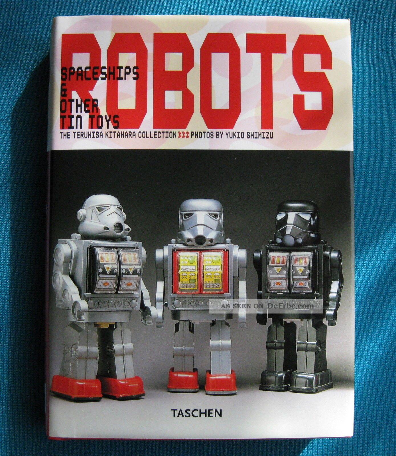 Robots & Spaceships Roboter Die Kitahara Sammlung JubilÄums Edition Original, gefertigt 1945-1970 Bild