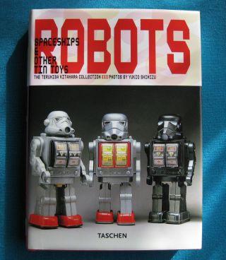 Robots & Spaceships Roboter Die Kitahara Sammlung JubilÄums Edition Bild