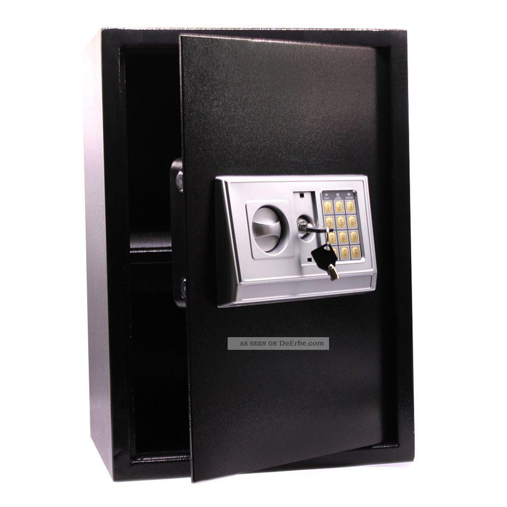 Möbeltresor Digital Safe Tresor Munitionsschrank Elektronik - Safe 50 X 35 X 31cm Antike Bürotechnik Bild