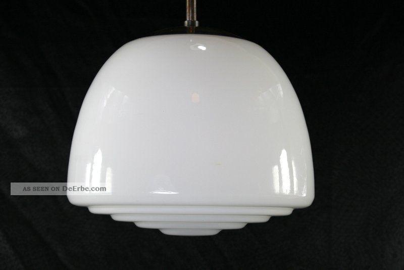 Bauhaus Deckenlampe Hängelampe Lampe Lamp 1920-1949, Art Déco Bild