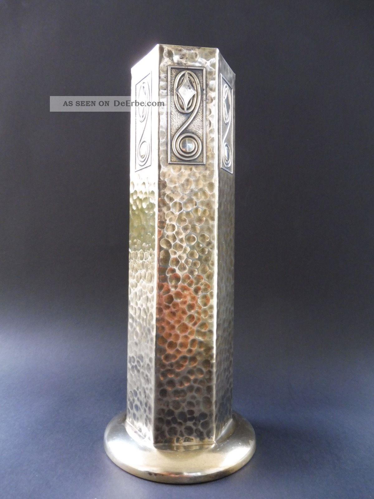 Secessionist wien jugendstil design vase art nouveau for Design schule wien