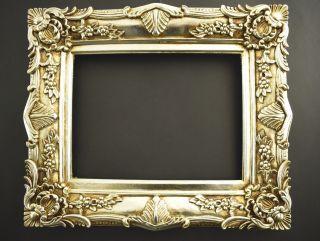 Barock Bilderrahmen 60 X 50 Cm / 30 X 40 Cm Gold Gemälde Rahmen Prunkrahmen Bild