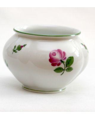 Wien Augarten Porzellan Vase Übertopf Wiener Rose 5089 Bild