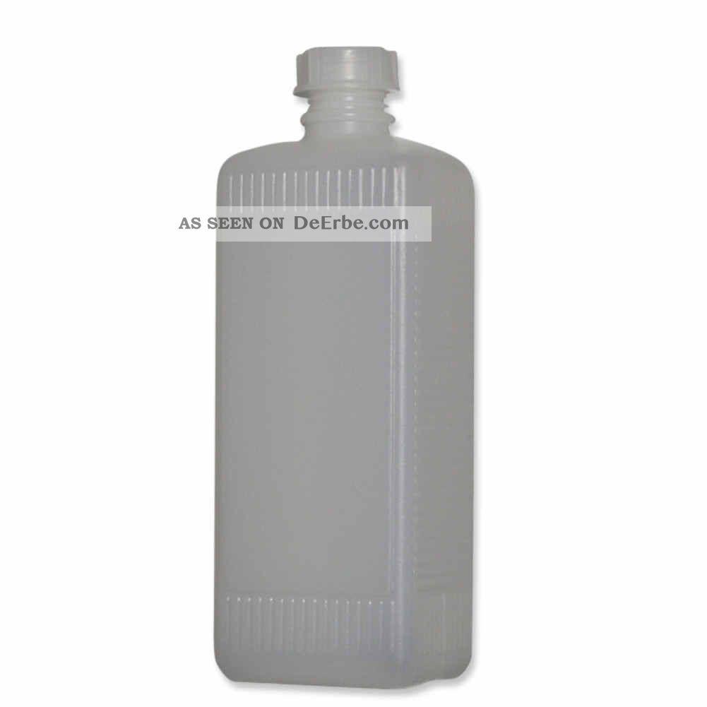 Weihwasserflasche Eckig Kunststoff 500 Ml Mit Schraubverschluß 18 X7 X 5 Cm Kirchliches Gerät & Inventar Bild