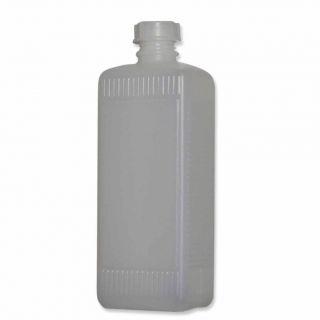 Weihwasserflasche Eckig Kunststoff 500 Ml Mit Schraubverschluß 18 X7 X 5 Cm Bild