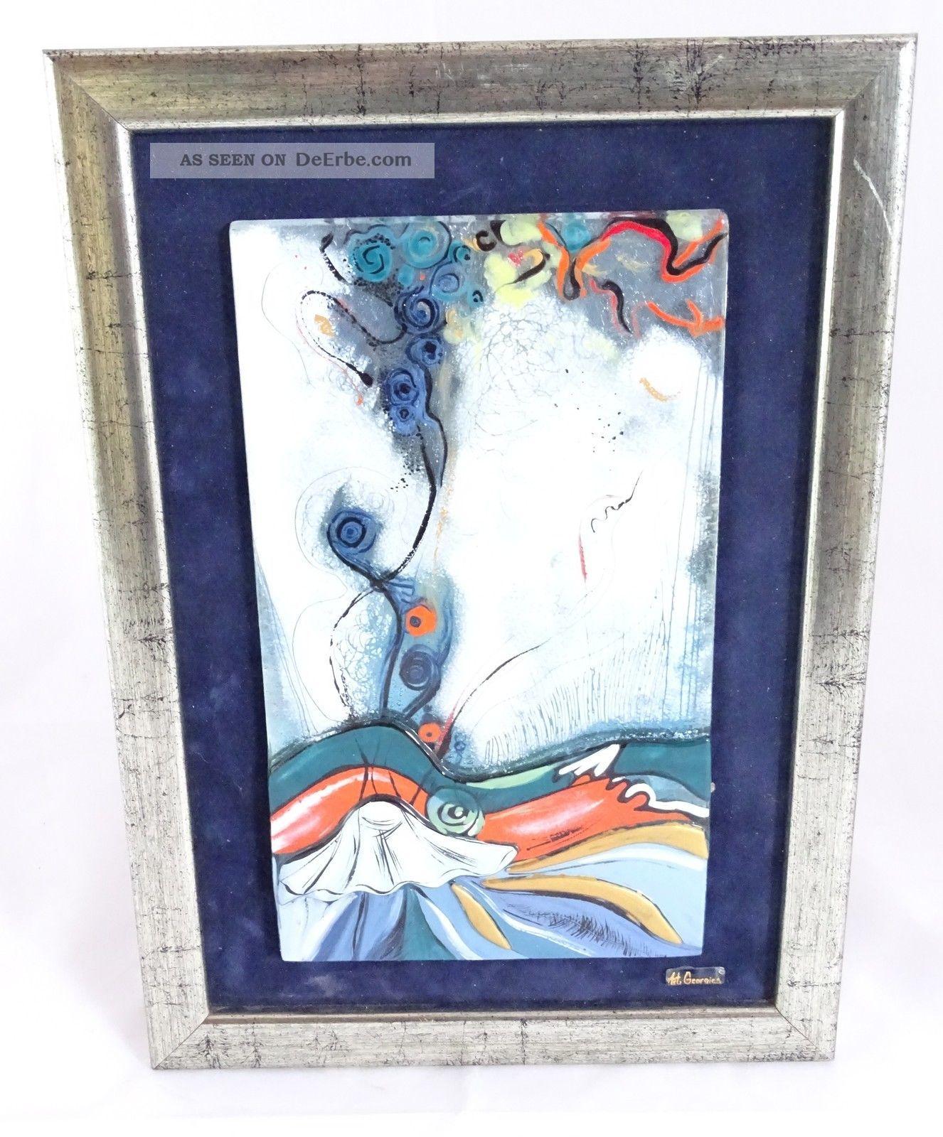Art Georgies - Ausgefallene Glaskunst Design Galerie Rumänien Sammlerglas Bild