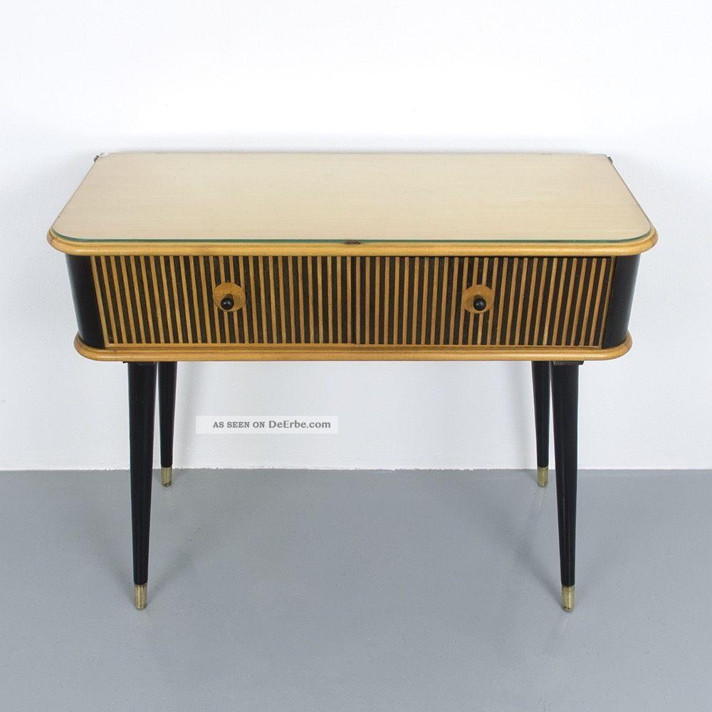 schubladenschrank register kommode vintage bunt. Black Bedroom Furniture Sets. Home Design Ideas