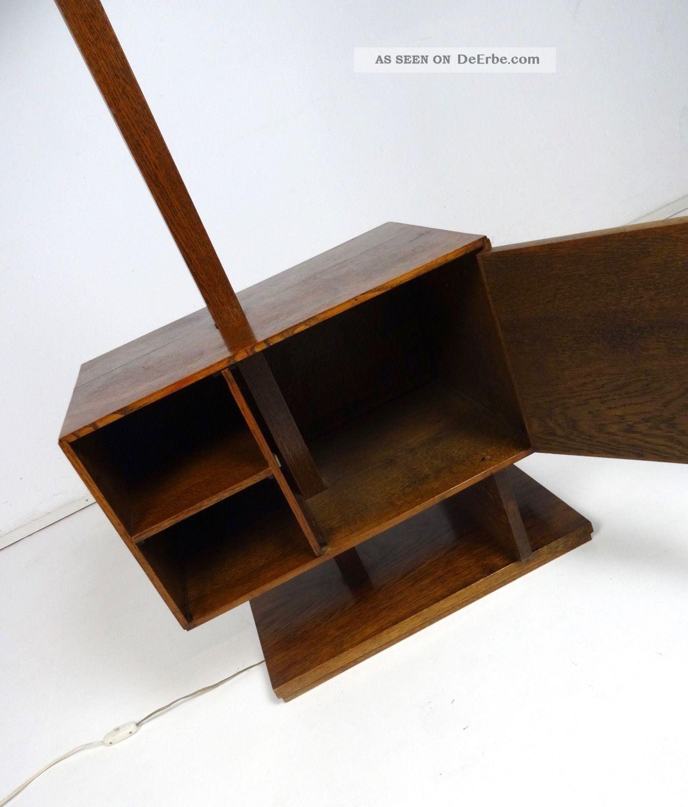 Möbel Bauhaus 30er deco lesele beistelltisch kommode antik möbel bauhaus