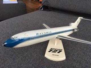 Seltenes Modell Bavaria Fluggesellschaft B727 - Sammlerstück Bild