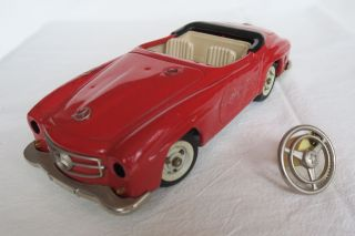 Schuco Mercedes Sl 2097 - Reperaturbedürftig Bild