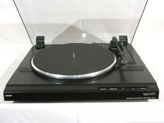 Plattenspieler Telefunken Hs 870 Full Automatic Direct Drive Quartz High End Bild