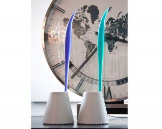 2 X Philippe Starck Design Zahnbürste Toothbrush Fluocaril Moma Bild