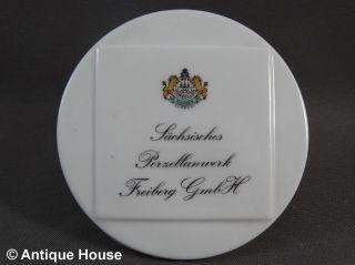 Werbeaufsteller Verkaufsaufsteller Sächsisches Porzellanwerk Freiberg Gmbh Bild