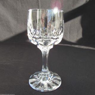 Weingläser Arabelle Villeroy & Boch 6 Bleikristall Südweinglas Neuwertig 12,  7cm Bild