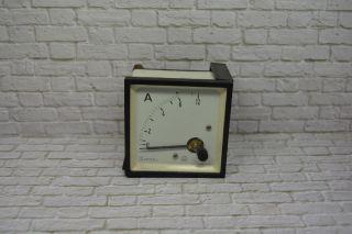 I M E Amperemeter 0 - 6/12a Ac/dc; K23 103 Bild