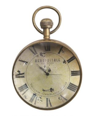 Authentic Models The Eye Of Time Clock,  Library - Taschenuhr Bild
