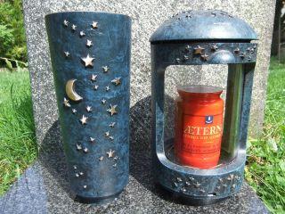 Grablaterne,  Vase