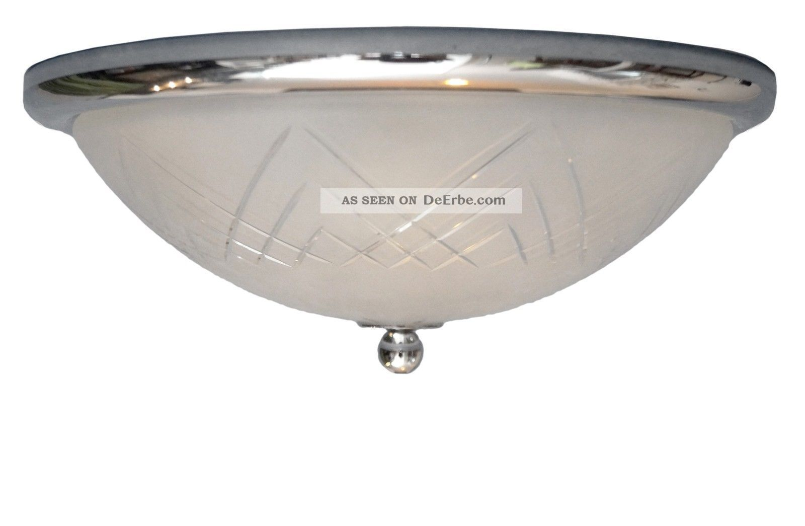 Plafoniere Deckenleuchte : Wunderschöne chrom plafonier plafoniere deckenleuchte deckenlampe