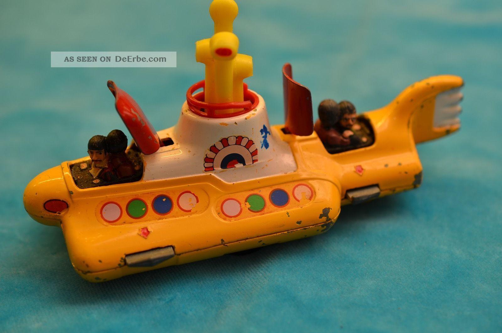 Corgi Toys U - Boot The Beatles Hello Submarine Fahrzeuge Bild