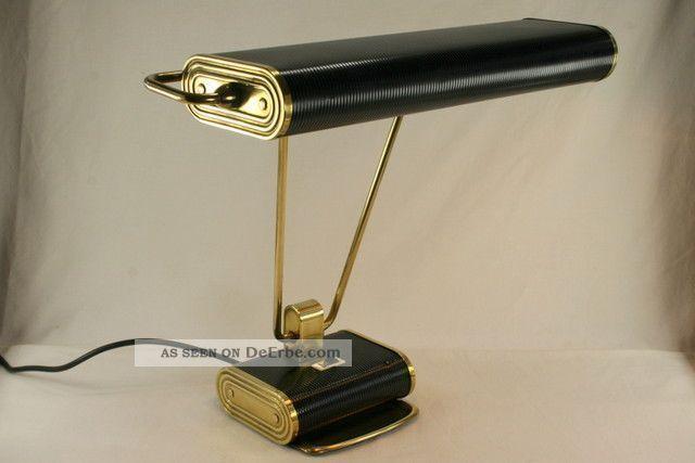 eileen gray streamline tischlampe schreibtischlampe desk lamp lampe tischleuchte. Black Bedroom Furniture Sets. Home Design Ideas