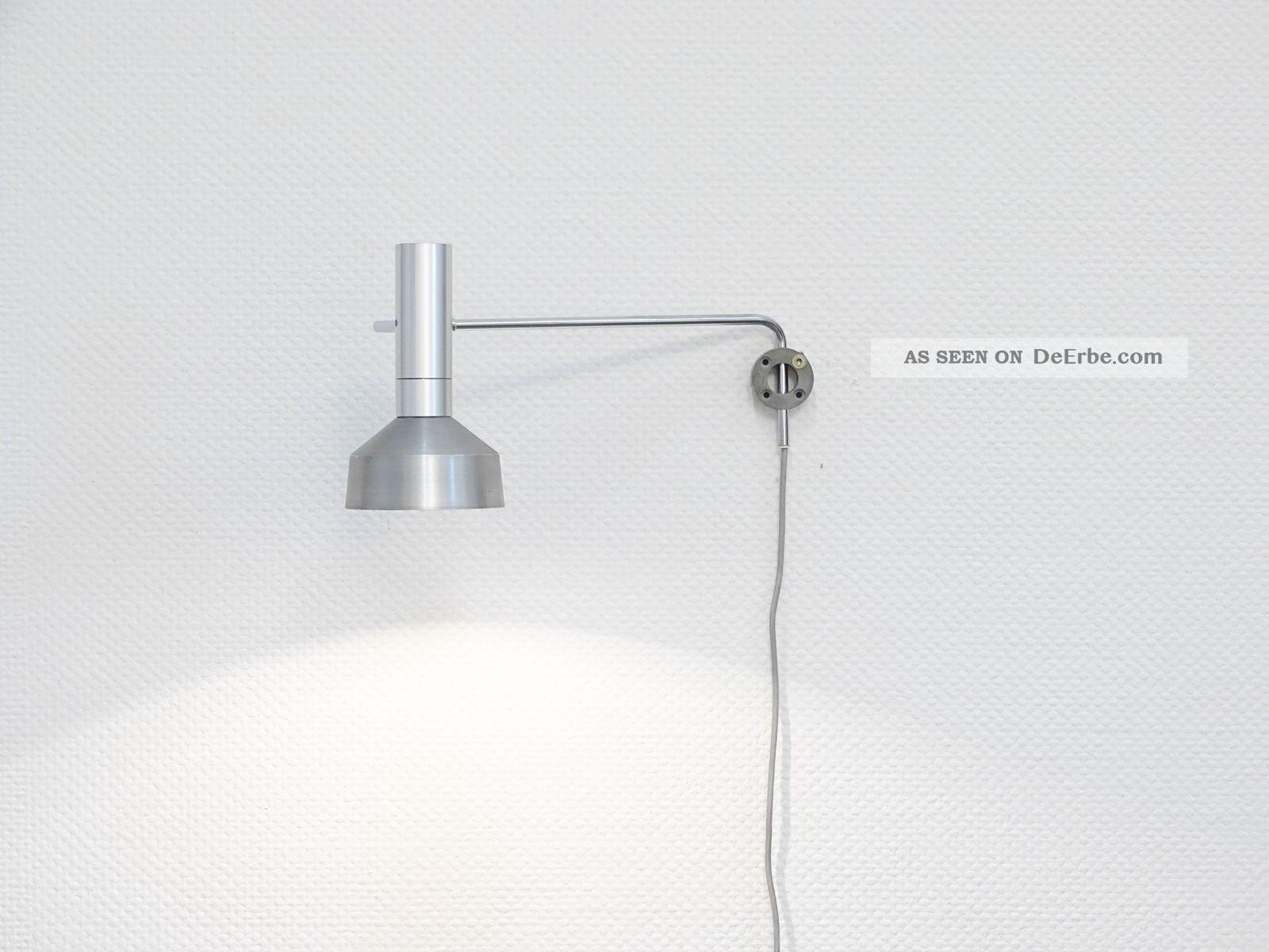 Rosemarie & Rico Baltensweiler Minilux Wallmounted Light Leselampe Wandleuchte 1960-1969 Bild
