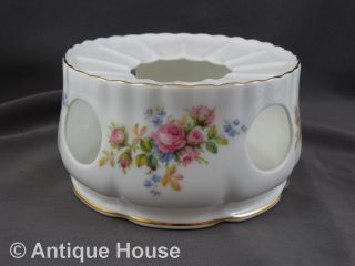 Royal Albert Bone China Stövchen Dekor Moosrose Bild