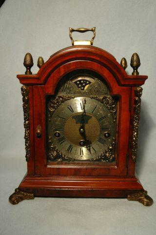 Westminster,  Tischuhr,  Kaminuhr,  Bracket Clock,  Warmink Wuba Bild