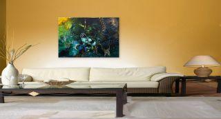 Unikat Moderne Design Malerei Abstrakt Öl Acryl Gemälde Bild Von Bozena Ossowski Bild