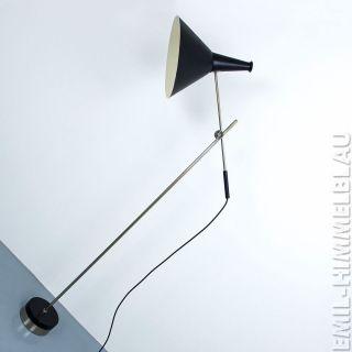 Stehlampe Lampe Hexenhut Vintage 50er 60er Floor Lamp Stilnovo Mid Century Bild