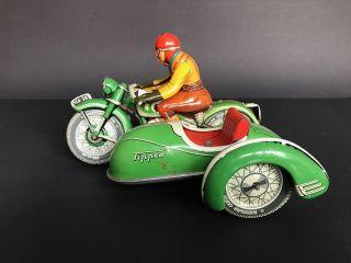 Tippco Motorrad Tco - 59 Bild
