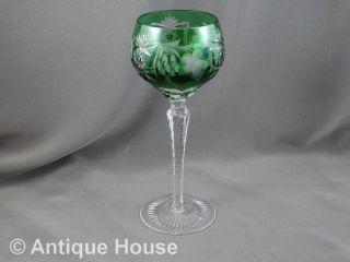 Nachtmann Römer Weinglas Grün Dunkelgrün Bild