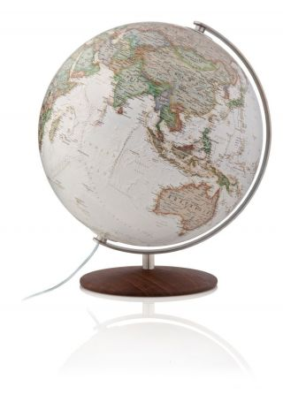 National Geographic Fusion 3701 Executive 37cm Globus Antik Design Globe Bild