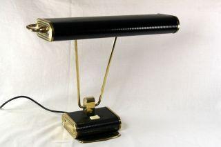 Eileen Gray Streamline Tischlampe Schreibtischlampe Desk Lamp Lampe Tischleuchte Bild