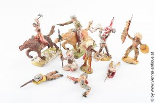 Va 33557 Tipple Topple Cowboy Indianer Bild
