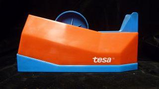 Alter Tesa Abroller 70er Jahre - 24,  5 Cm - 1,  8 Kg - Ohne Beschädigungen Bild