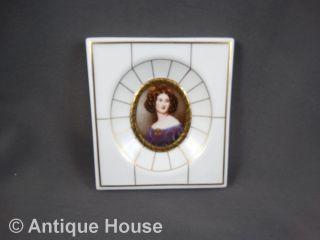 Villeroy & Boch Porzellanbild Galeria Ceramica Nanette Kaula Limited Edition 198 Bild