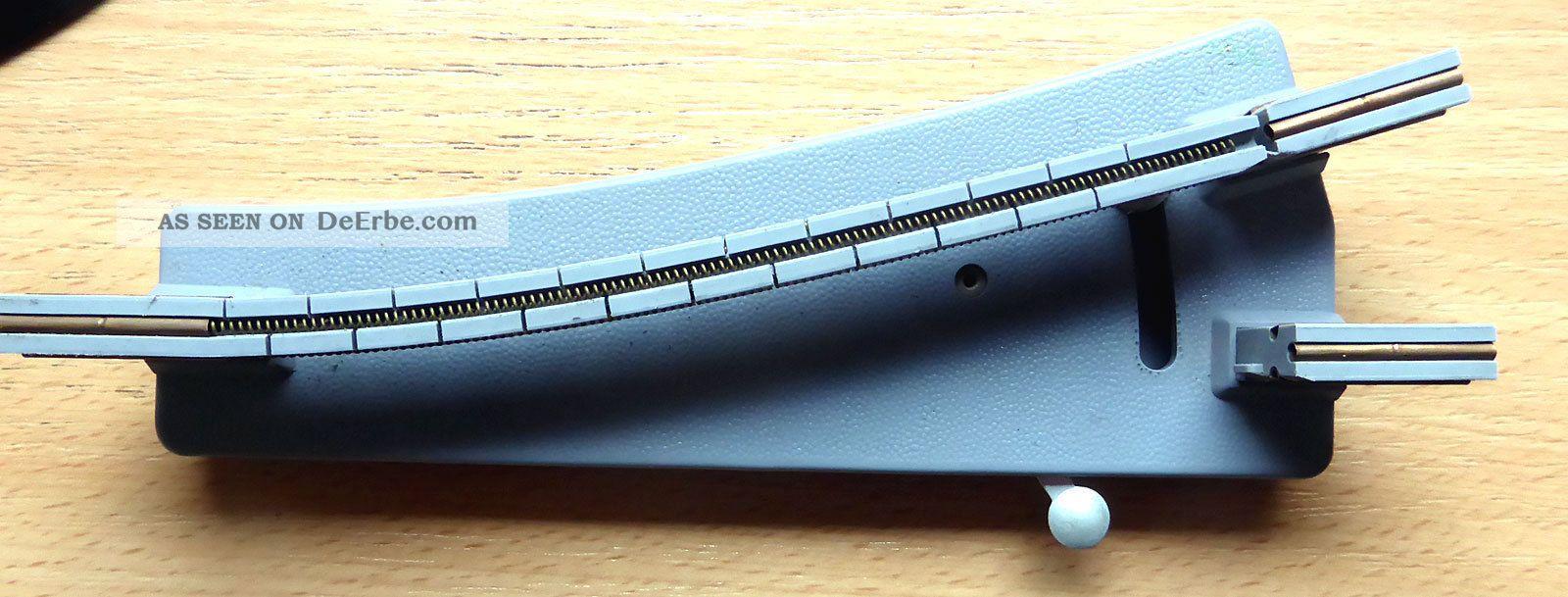Schuco Monorail 6333/21l; Handweiche Links,  Ohne Ovp /d235 Mechanisch Bild