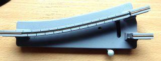 Schuco Monorail 6333/21l; Handweiche Links,  Ohne Ovp /d235 Bild