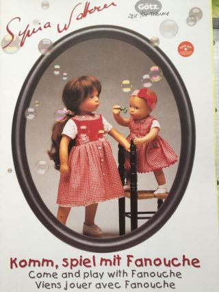 2000 Sylvia Natterer Puppenkatalog Bild