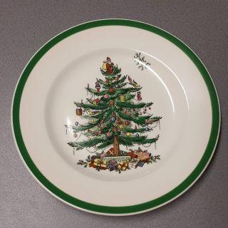 Kuchenteller Frühstückteller Spode Christmas Tree Ø20cm Weihnachtsbaum Neuw. Bild