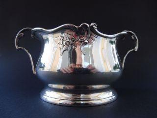 :: Krupp Berndorf Jugendstil Zuckerdose Schale Art Nouveau Ivy Efeu Sugar Bowl Bild