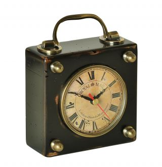 Authentic Models Carriage Clock - Reiseuhr Bild