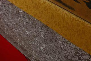 Chinesisches Rollbild Auf Seidenpapier 185 X 48cm China Malerei Bild 701/15 Bild
