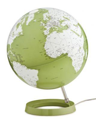 Design - Leuchtglobus Atmosphere Light & Colour Pistachio 30cm Globus Modern Globe Bild