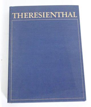 M.  V.  Poschinger Glas Katalog Theresienthal Fabrik Inkl Preisliste 70er Bild