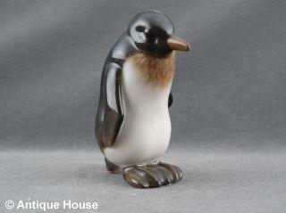 Rosenthal Porzellanfigur Pinguin Figur - Modell 400 Handgemalt 04 Bild