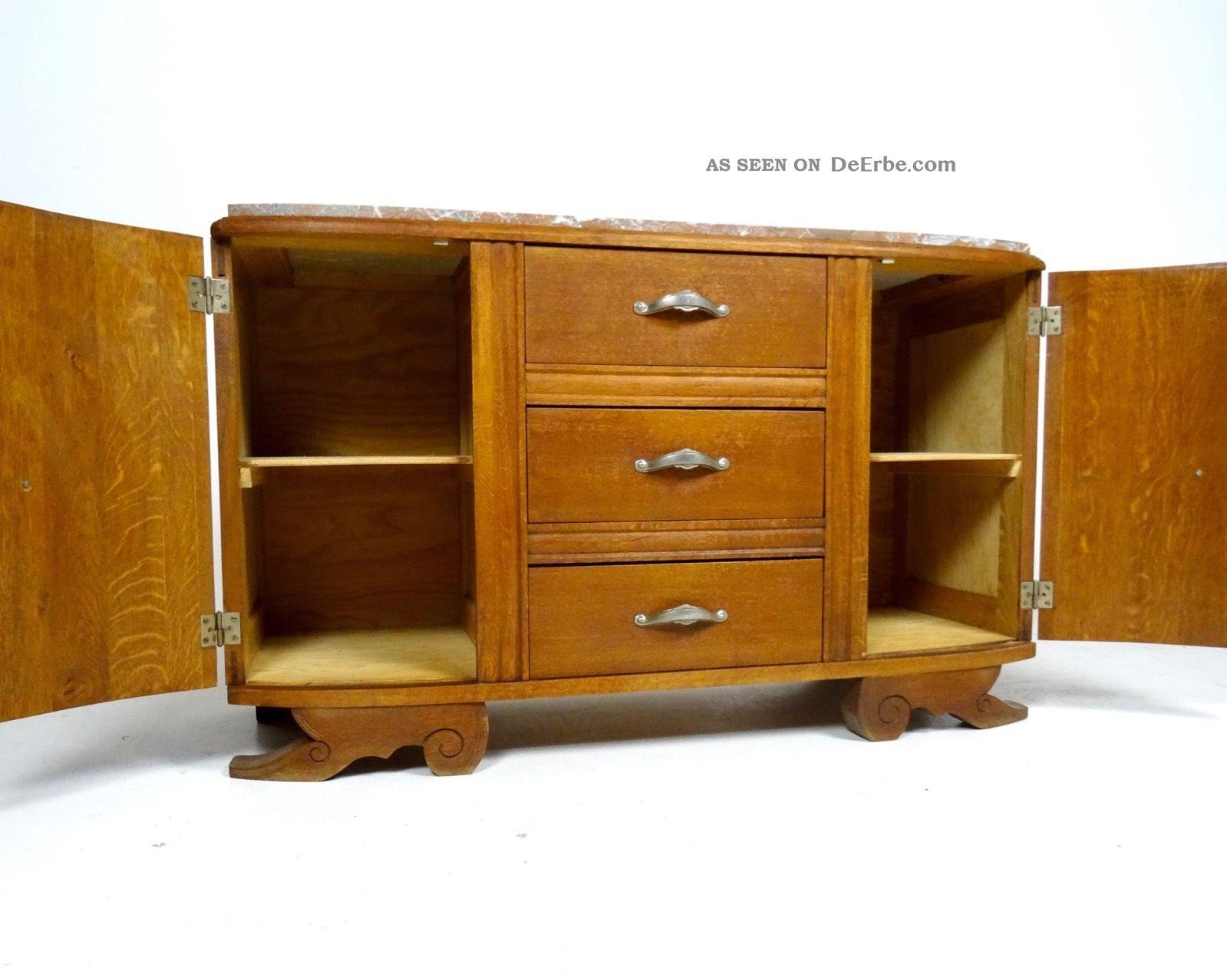 jugendstil kommode frankreich marmor eiche antik m bel. Black Bedroom Furniture Sets. Home Design Ideas